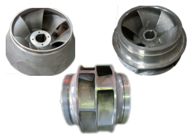 Closed Impellers