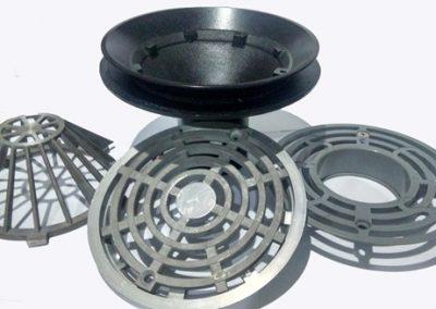 Sand Casting, ABS & Aluminum Parts