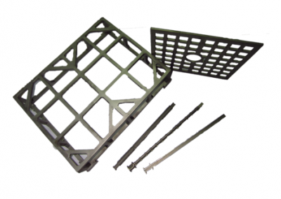 Heat Treatment Baskets And Accessories