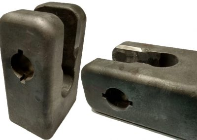 Arm / Holder Scrapper for Rail Car