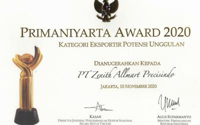 Primaniyarta Winner – Zenith Allmart