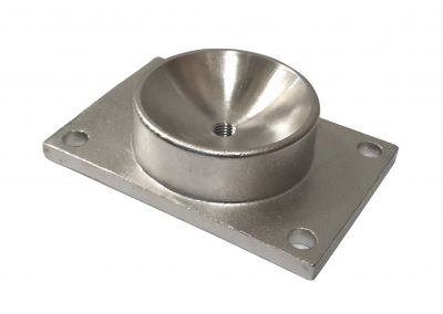 Cupped Base Plate